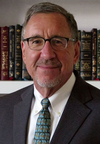 Hon. James A. Hall (Ret.), Mediator & Arbitrator, Santa Fe, New Mexico.